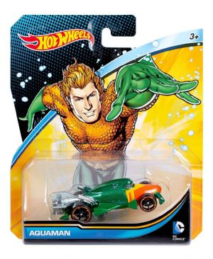 Hot Wheels DC Comics Batman vs Superman Dawn of Justice - Aquaman - DMM14